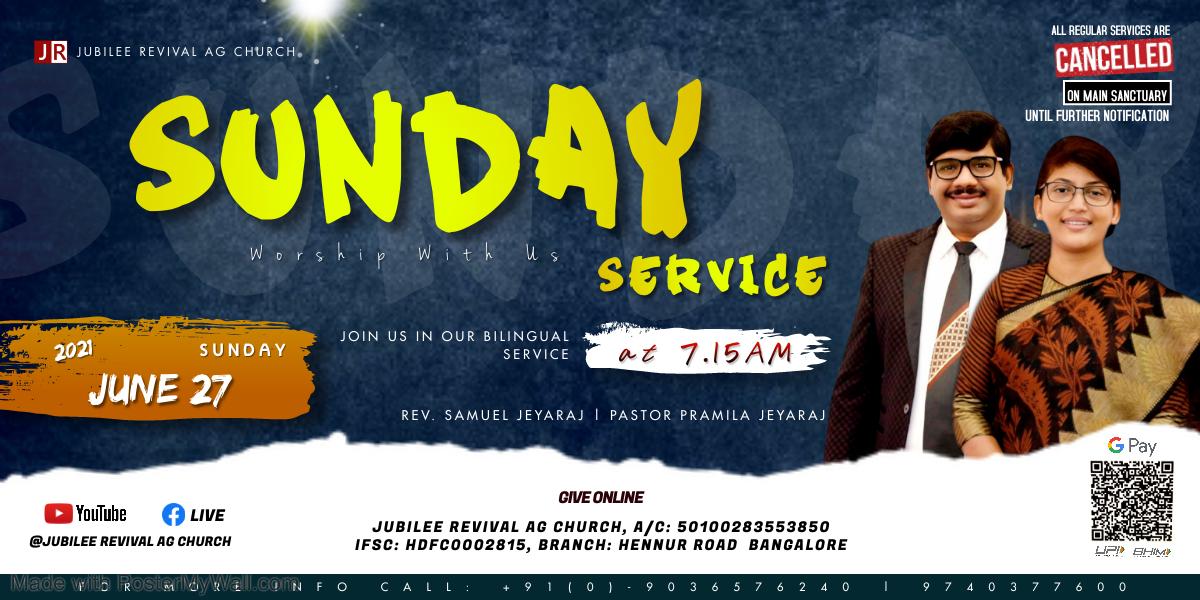 Sunday Flyer